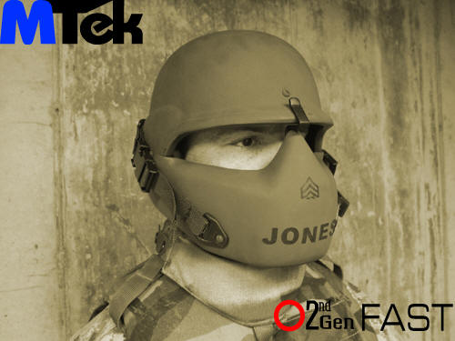 Predator Facial Armor Systems Technology - FAST