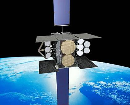 Wideband Gapfiller Satellite(