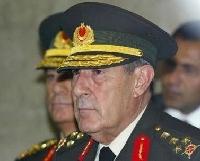 о.з. армейски генерал Яшар Бююканът